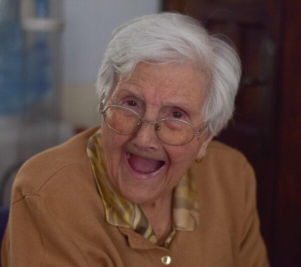 Felicidad en la Residencia Aurora para la tercera edad en Sevilla