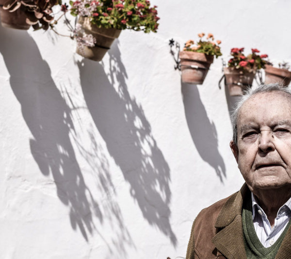 Buen ambiente en el geriátrico en Sevilla Aurora