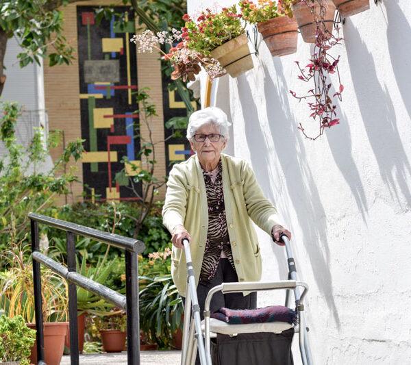 Residencia en Sevilla Aurora, accesibilidad
