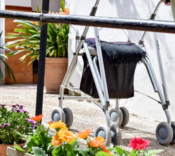 Accesibilidad en la Residencia en Sevilla Aurora