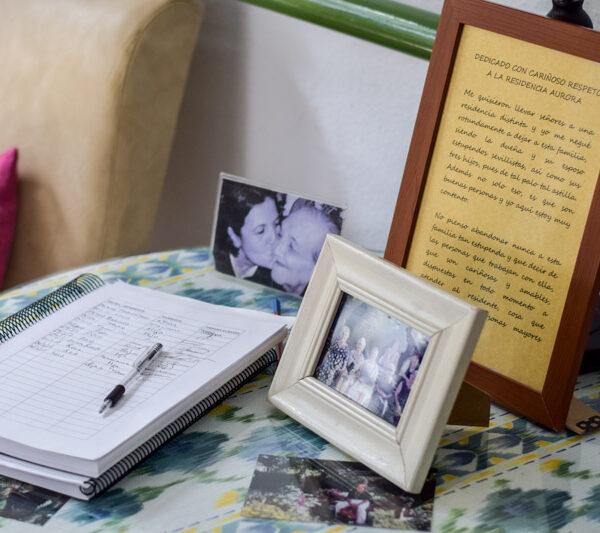 Lugar acogedor en la Residencia Aurora en Sevilla