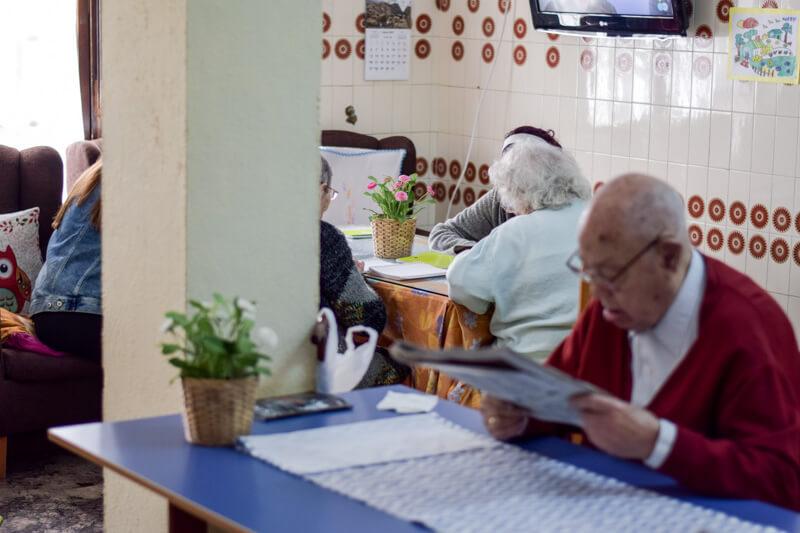 Actividades Residencia Aurora en Sevilla