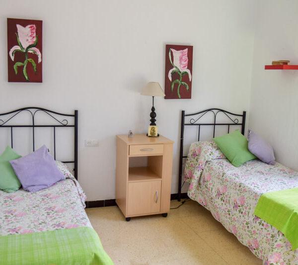 habitaciones Residencia Aurora en Nervión, Sevilla