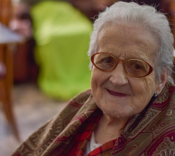 Felicidad en la Residencia para mayores Aurora en Sevilla