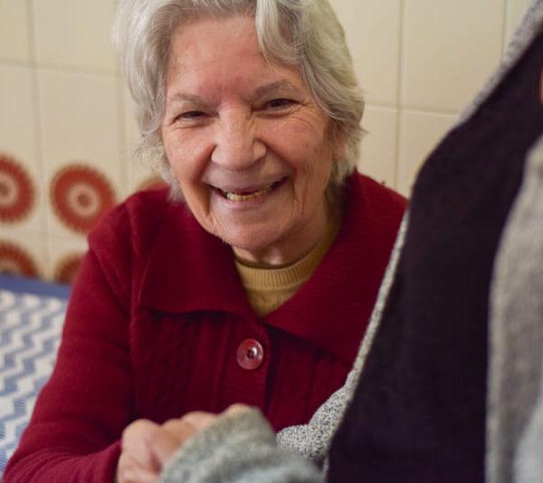 Felicidad en la Residencia en Sevilla Aurora