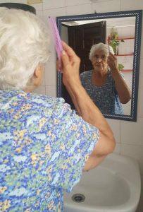 Autonomía personas mayores Residencia Aurora en Sevilla