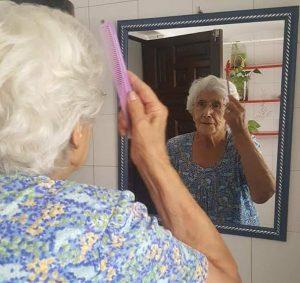 Autonomía en las personas mayores en la Residencia Aurora en Sevilla