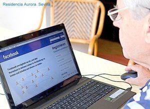 Nuevas tecnologías en la Residencia para mayores en Sevilla Aurora