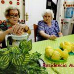 Limonada en Residencia Aurora en Nervión Sevilla