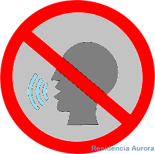 Problemas con la voz, Reposo Residencia Aurora Nervión Sevilla
