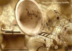 La  música y las personas mayores.